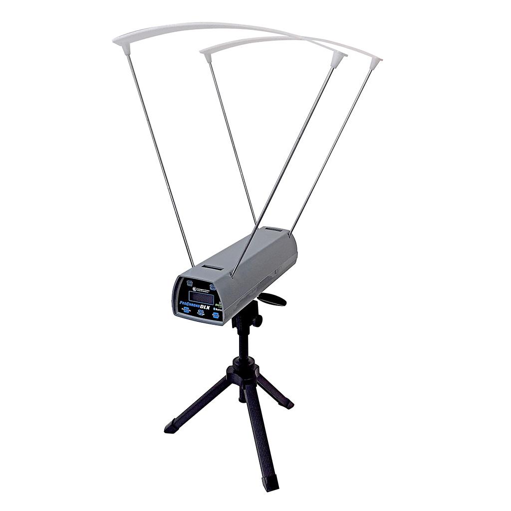 Cronógrafo Balístico ProChrono DLX Bluetooth - todos os calibres