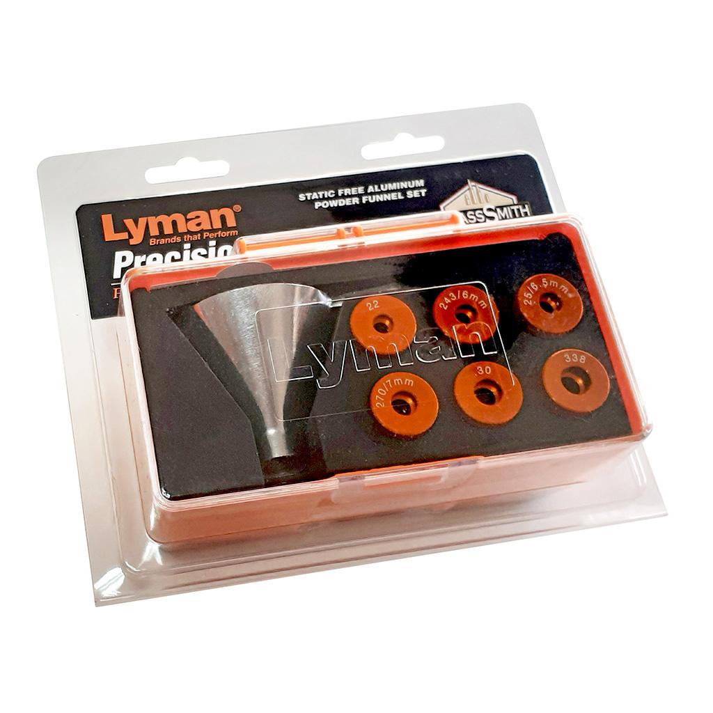 Funil Lyman Pro Powder