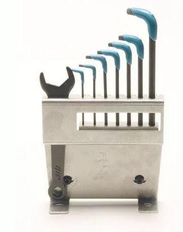 Kit ferramentas Dillon Precision XL650 com Suporte