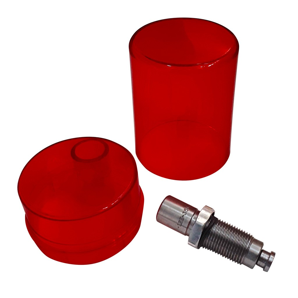Kit Calibrador Lee .358 Para .38spl, .357mag, .9mm, 38super