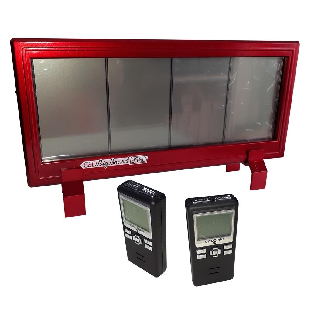 KIT STAND DISPLAY LCD  E TIMER RF