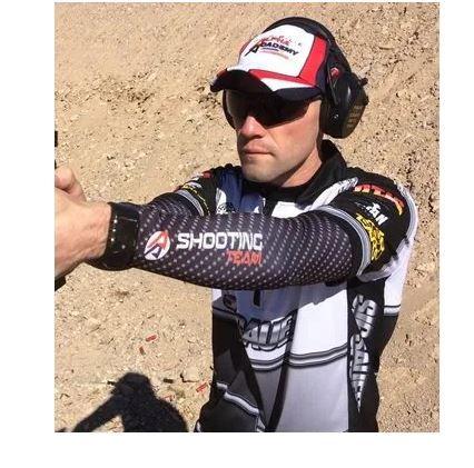 Manguito Arm Sleeve Double Alpha Protege Vento E Sol Ipsc