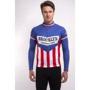 Camisa Ciclismo Brooklin Manga Longa