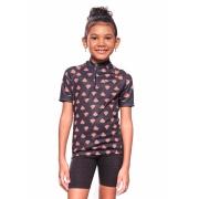 Camisa Ciclismo Infantil Melancia