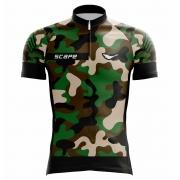 Camisa Ciclismo Recruta Masculina