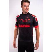 Camisa Ciclismo Scorpions