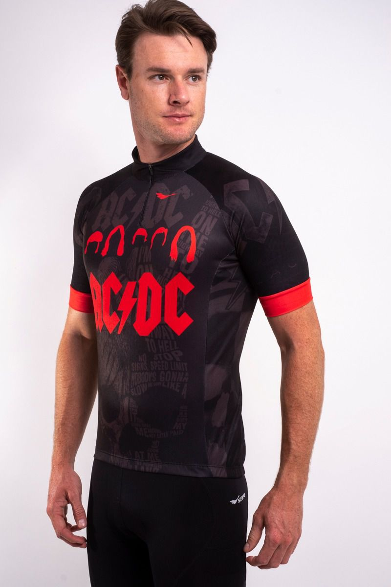 Camisa Ciclismo ACDC
