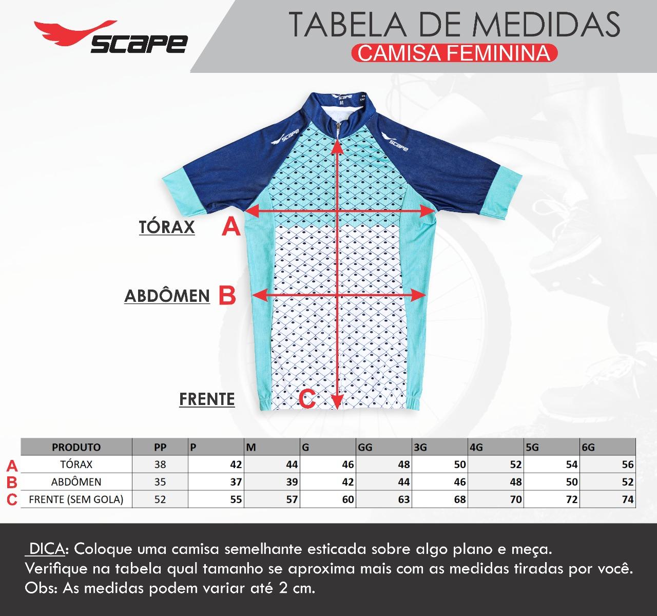Camisa Ciclismo Alegoria