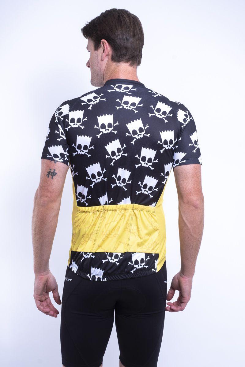 Camisa De Ciclismo Bart Rock