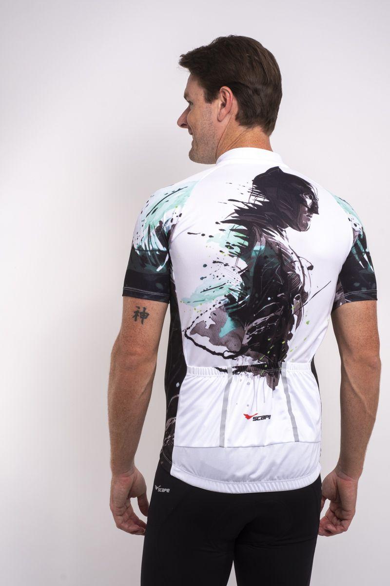 Camisa Ciclismo Batman 2.0