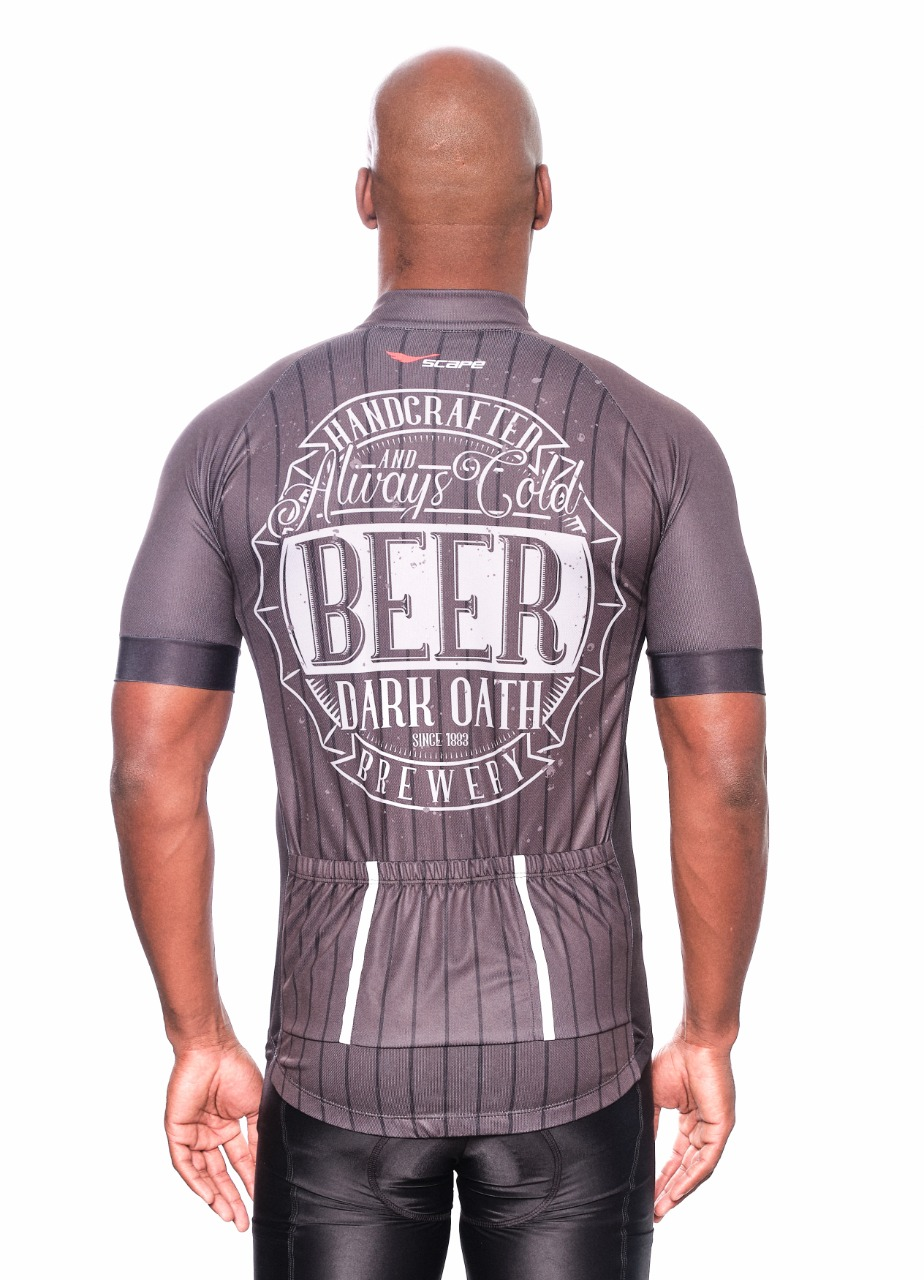 Camisa Ciclismo Beer