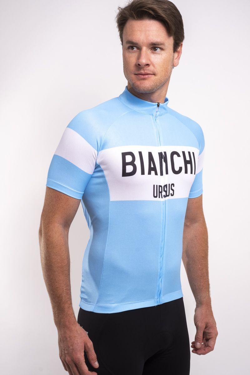 Camisa Ciclismo Bianchi