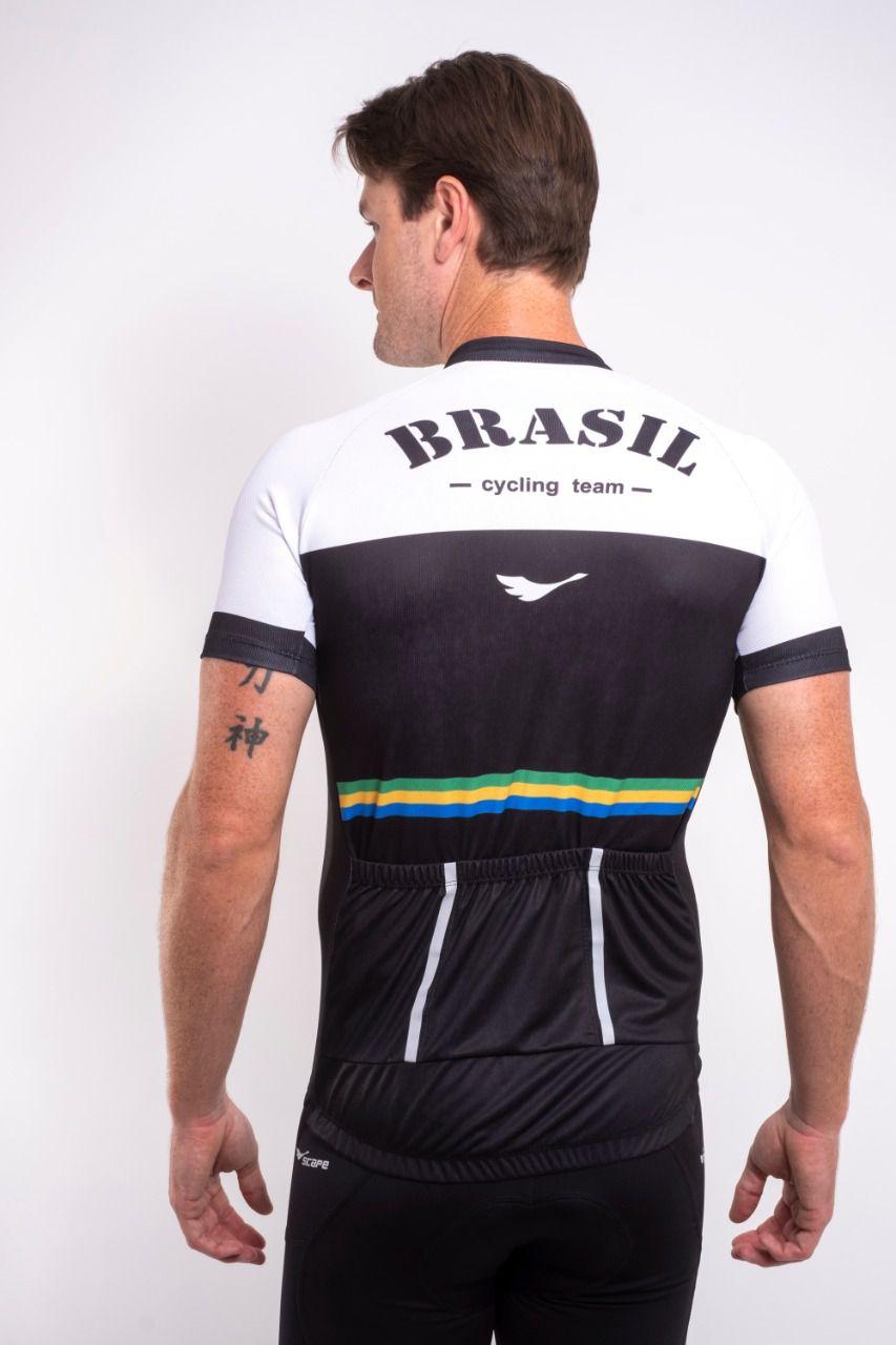 Camisa Ciclismo Brasil