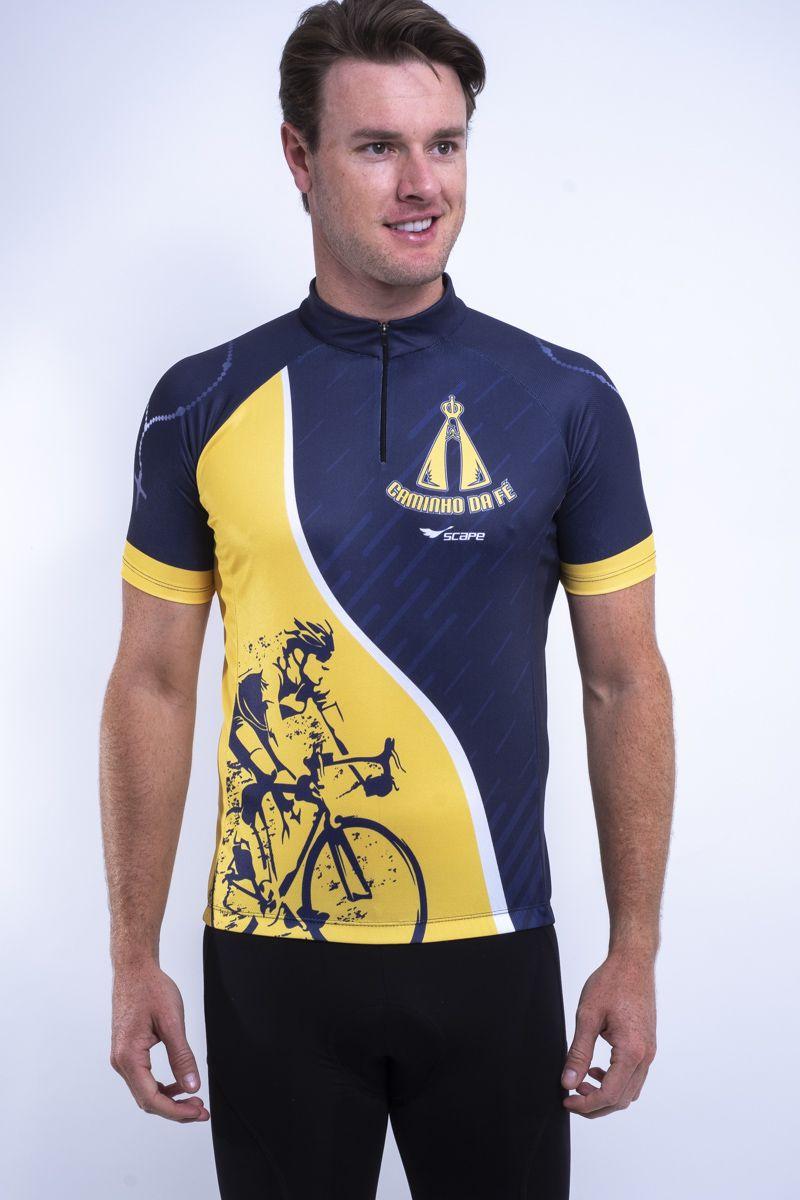 Camisa Ciclismo Caminho Da Fé 1
