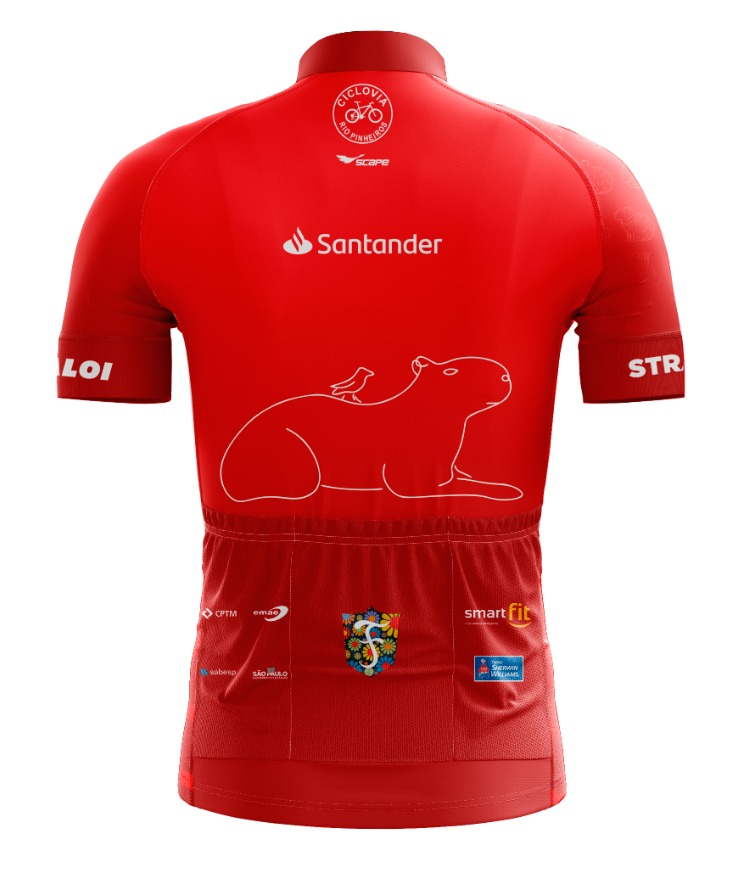 Camisa Ciclismo CAPA