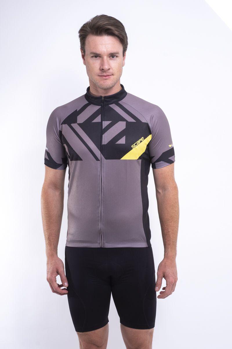 Camisa Ciclismo Carbono