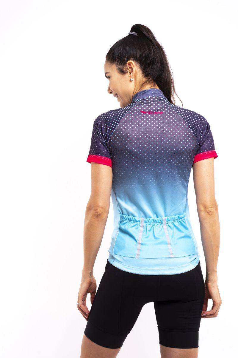 Camisa Ciclismo Celestial