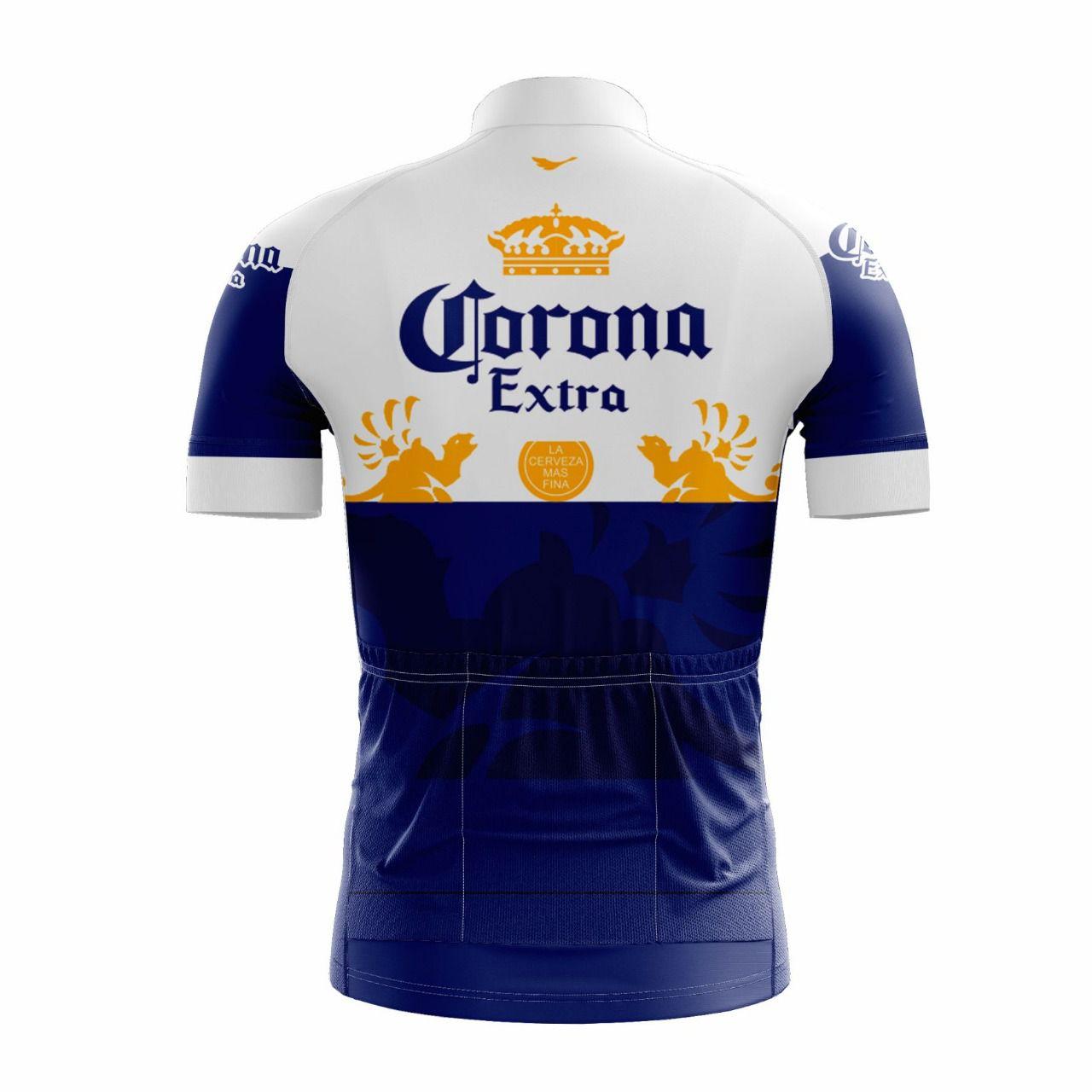 Camisa Ciclismo Cerveja Corona
