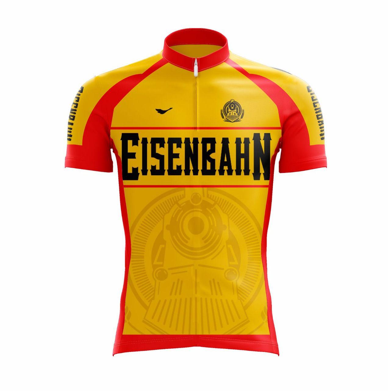 Camisa Ciclismo Cerveja Eisenbahn
