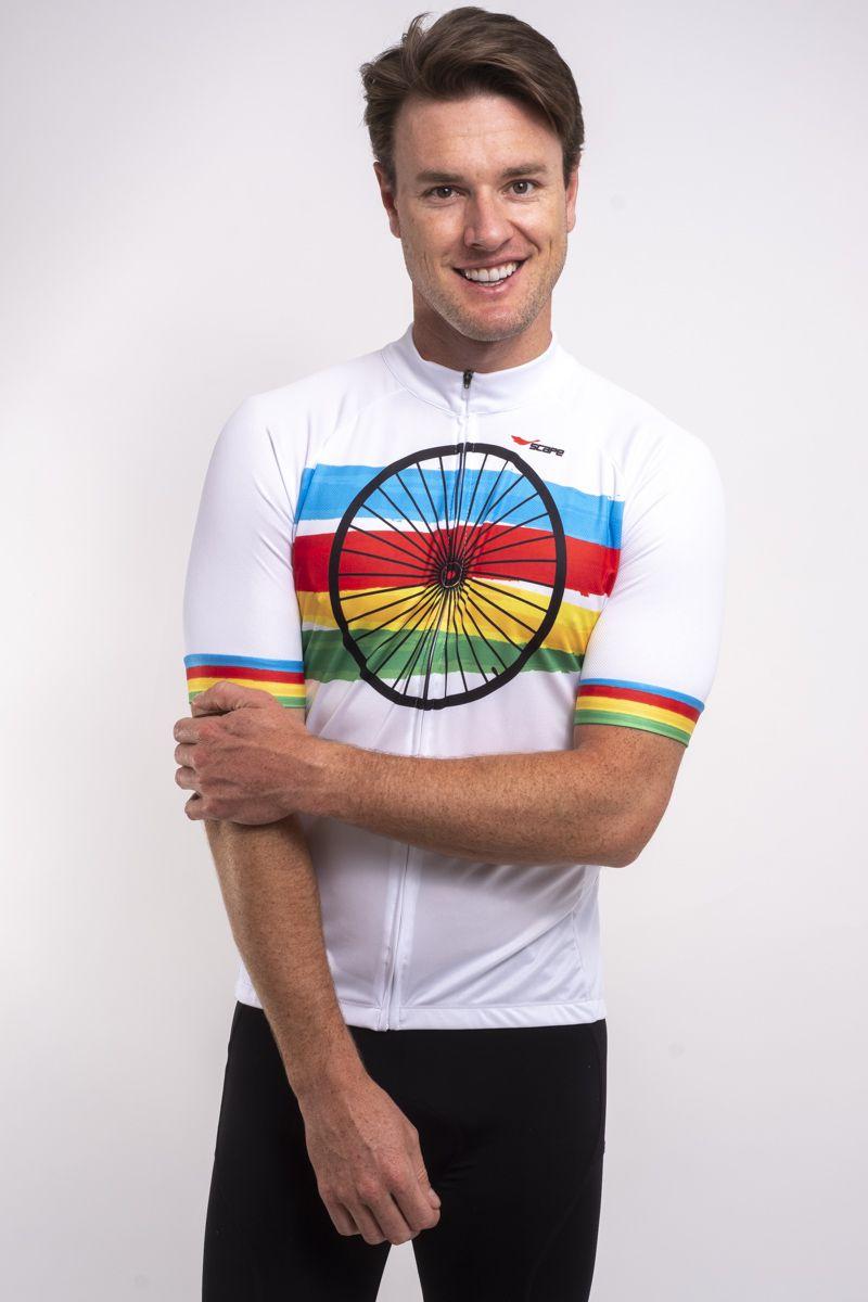 Camisa Ciclismo Champions