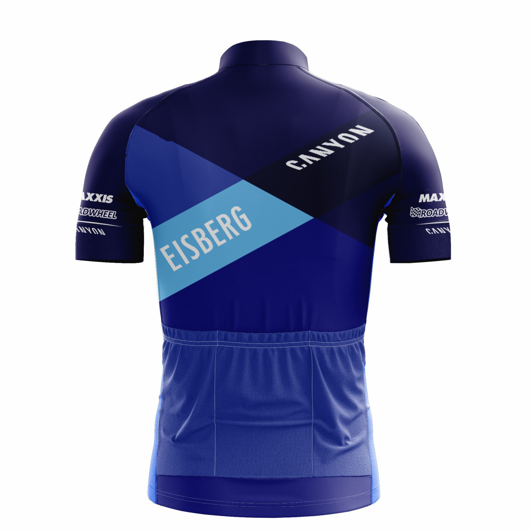 Camisa Ciclismo Channel Canyon