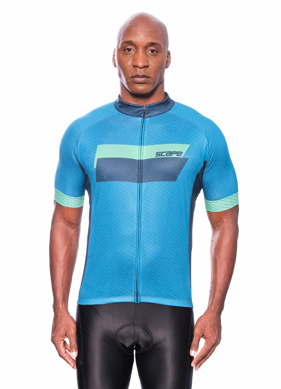 Camisa Ciclismo Ciano