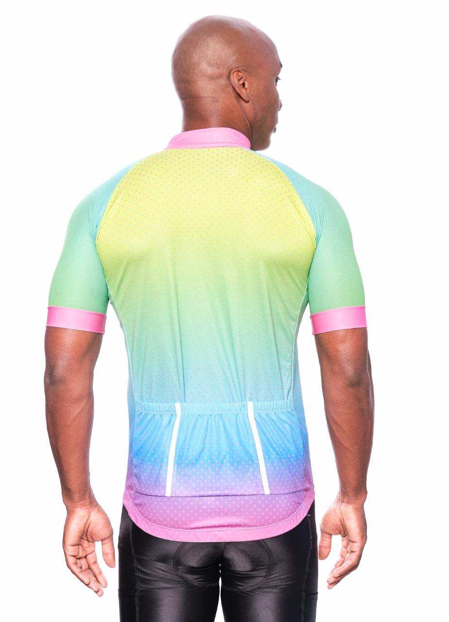 Camisa Ciclismo Color