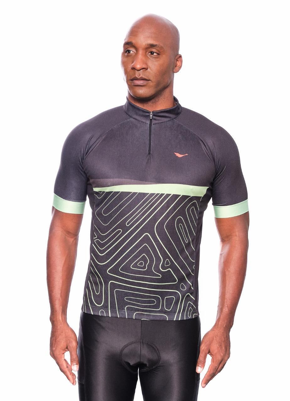Camisa Ciclismo Digital