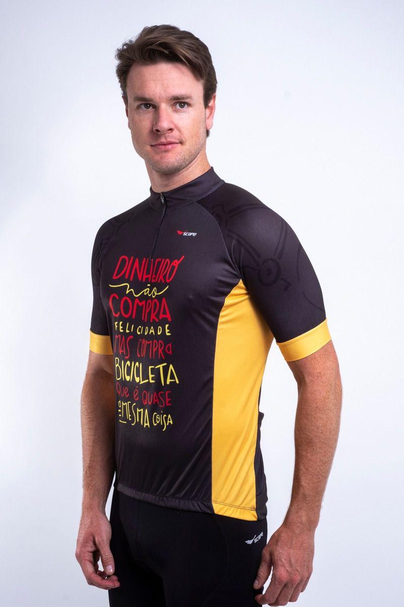 Camisa Ciclismo Dinheiro Não Compra