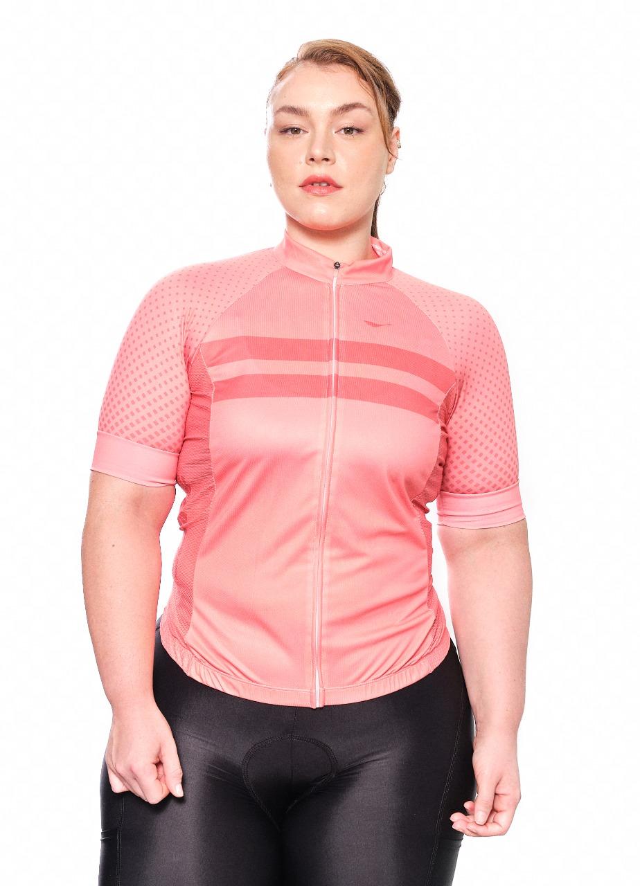 Camisa Ciclismo Goiaba