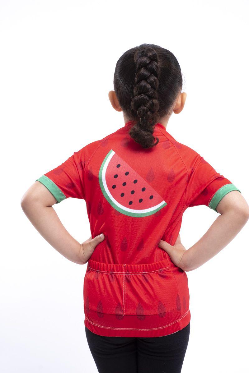 Camisa Ciclismo Infantil Magali