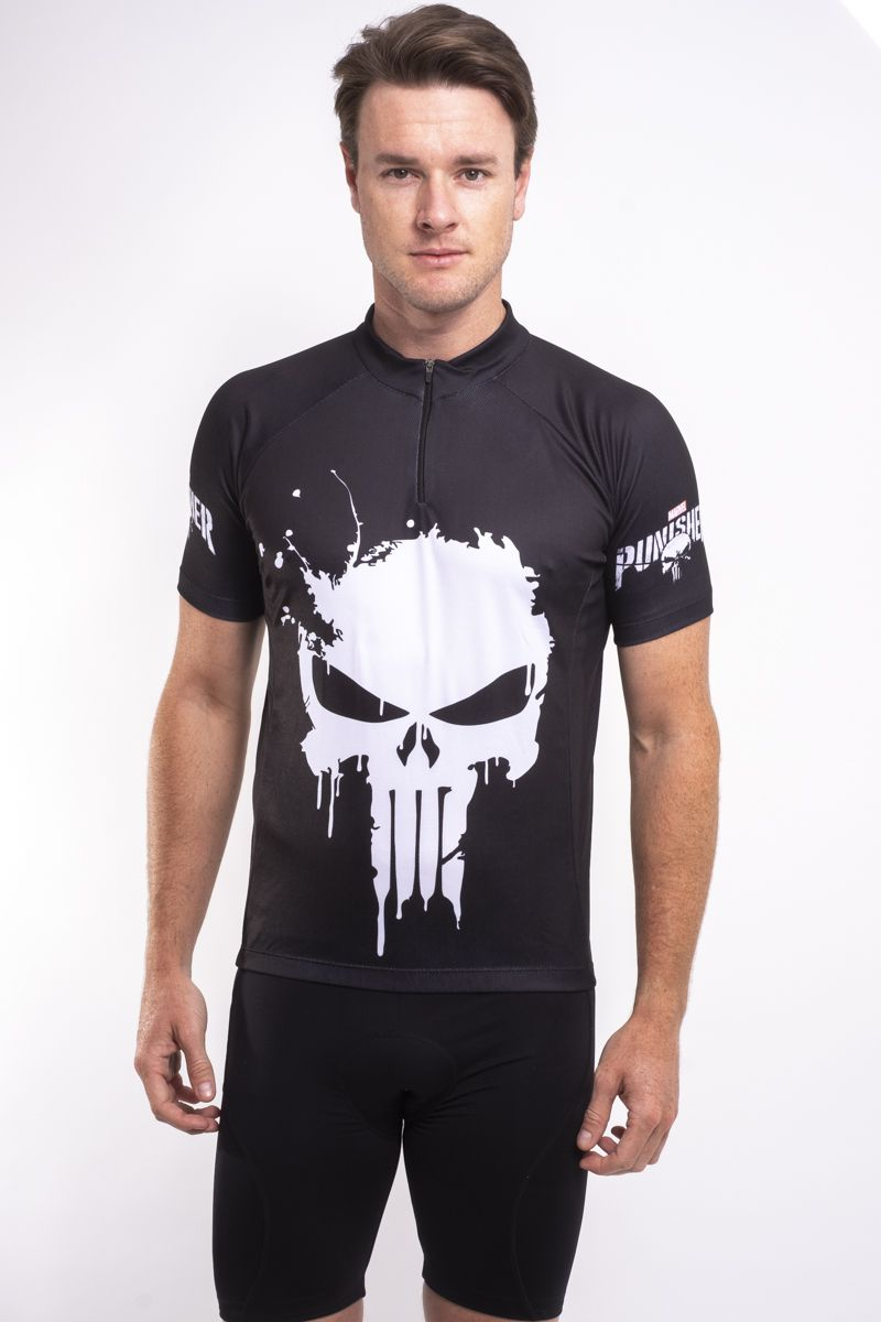 Camisa Ciclismo Justiceiro
