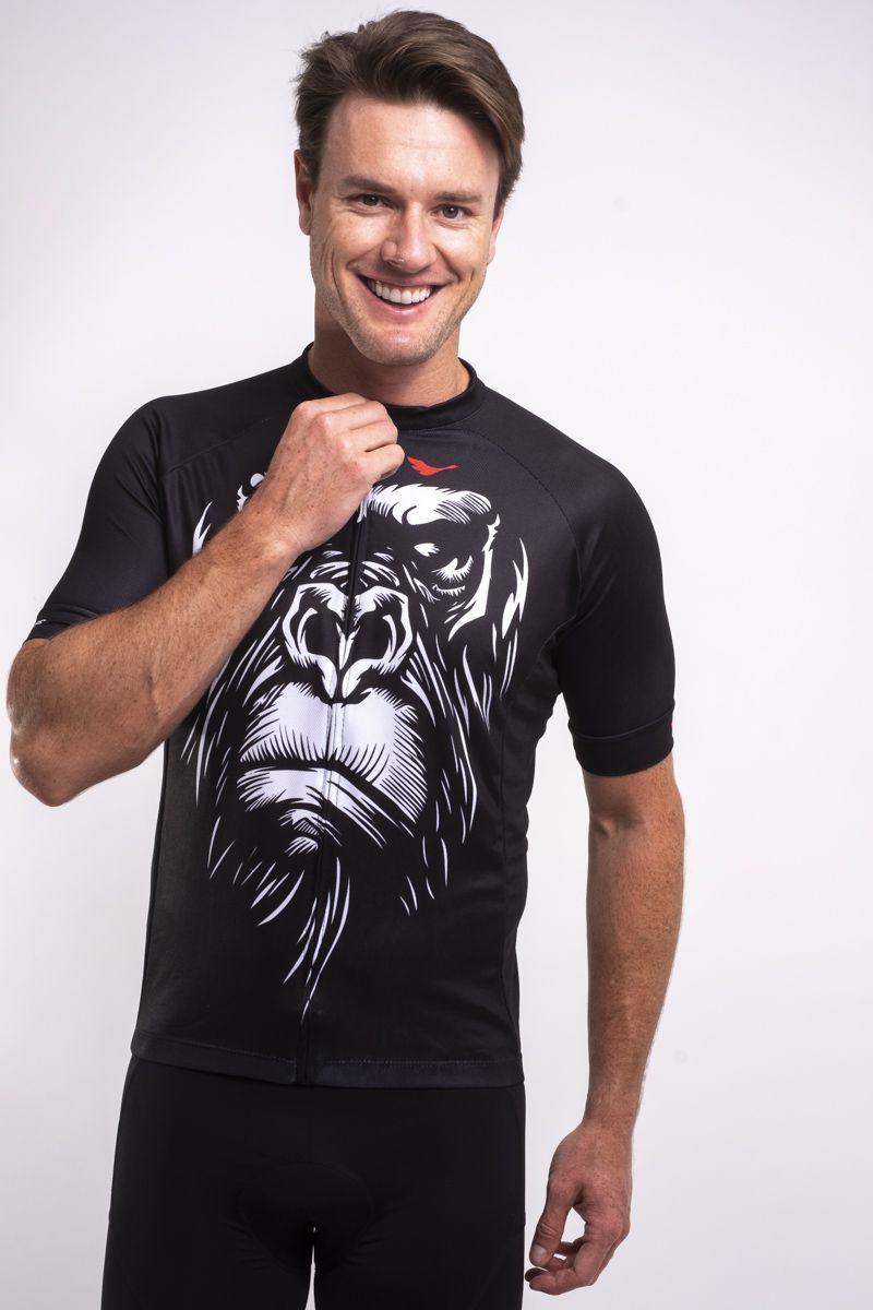 Camisa Ciclismo Monkey