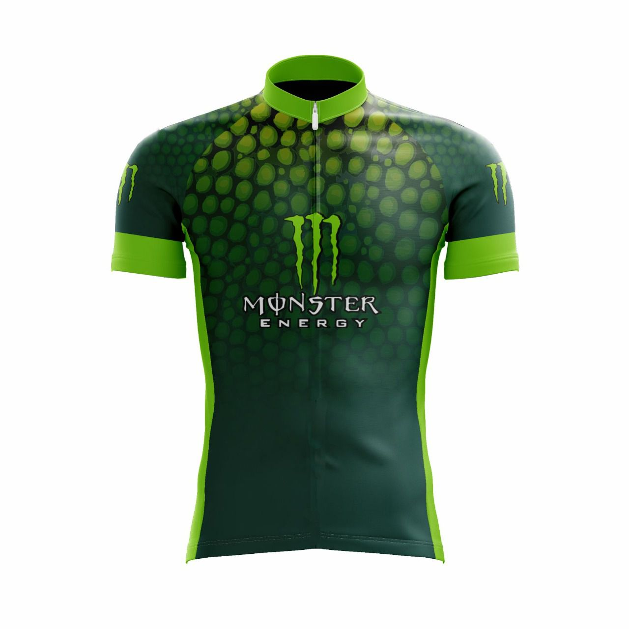 Camisa Ciclismo Monster
