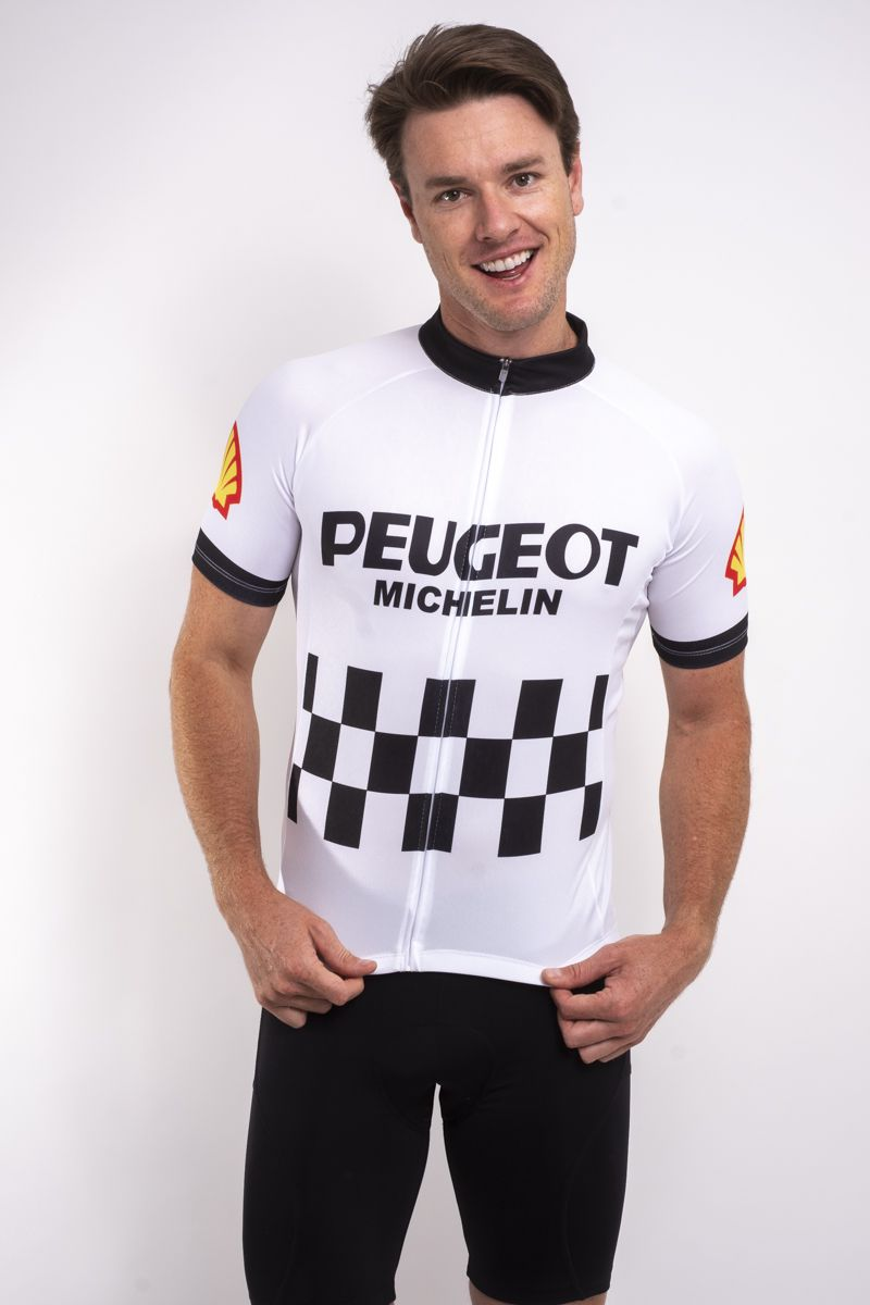 Camisa Ciclismo Peugeot