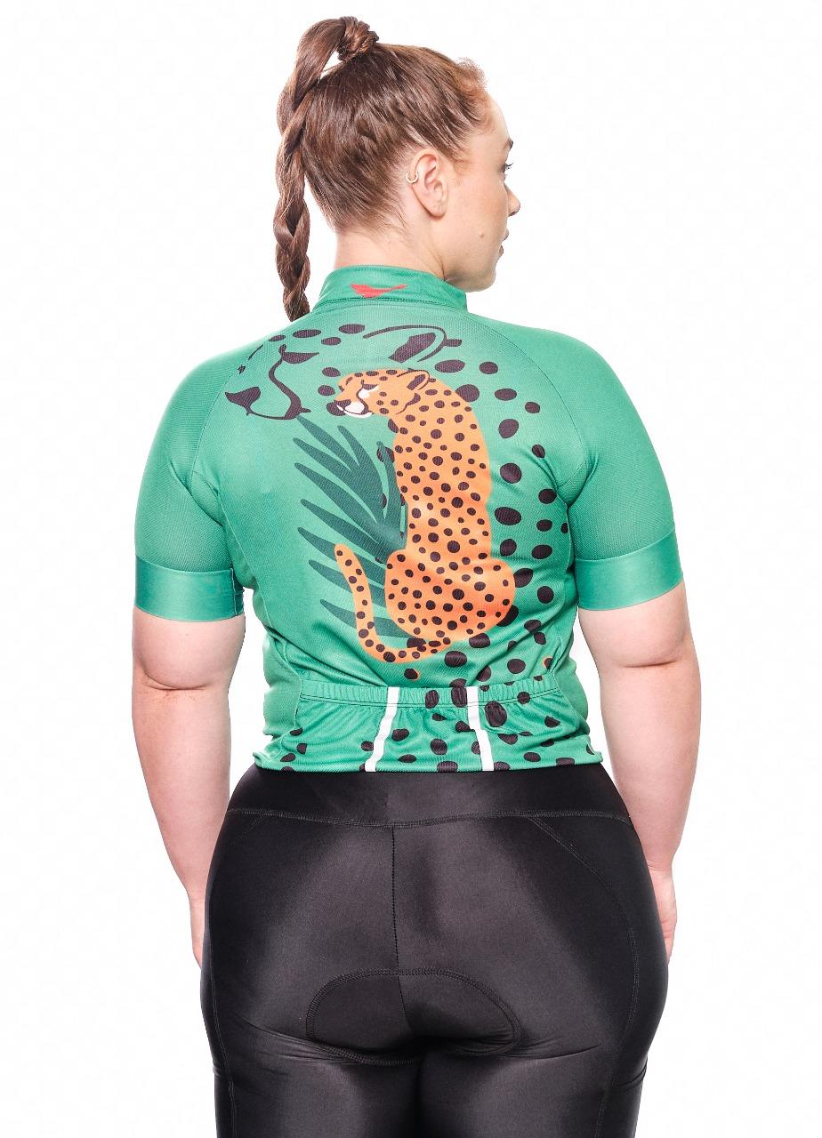 Camisa Ciclismo Predadora