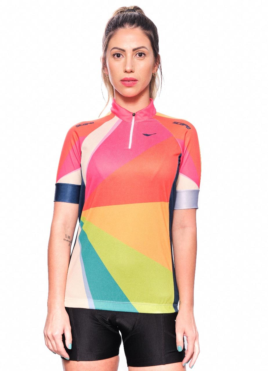 Camisa Ciclismo Prisma