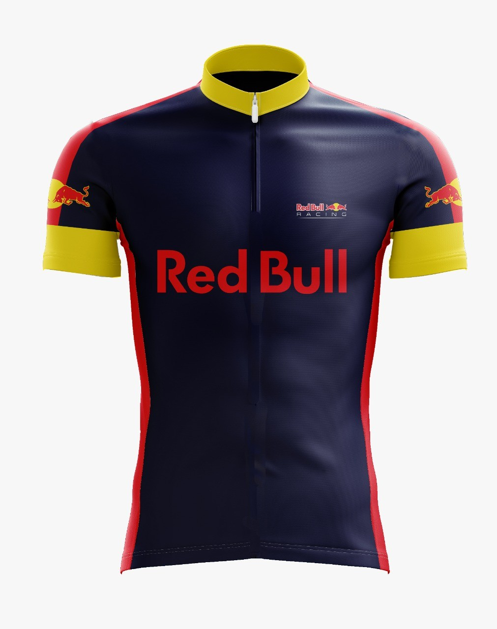 Camisa Ciclismo Red bull 2021
