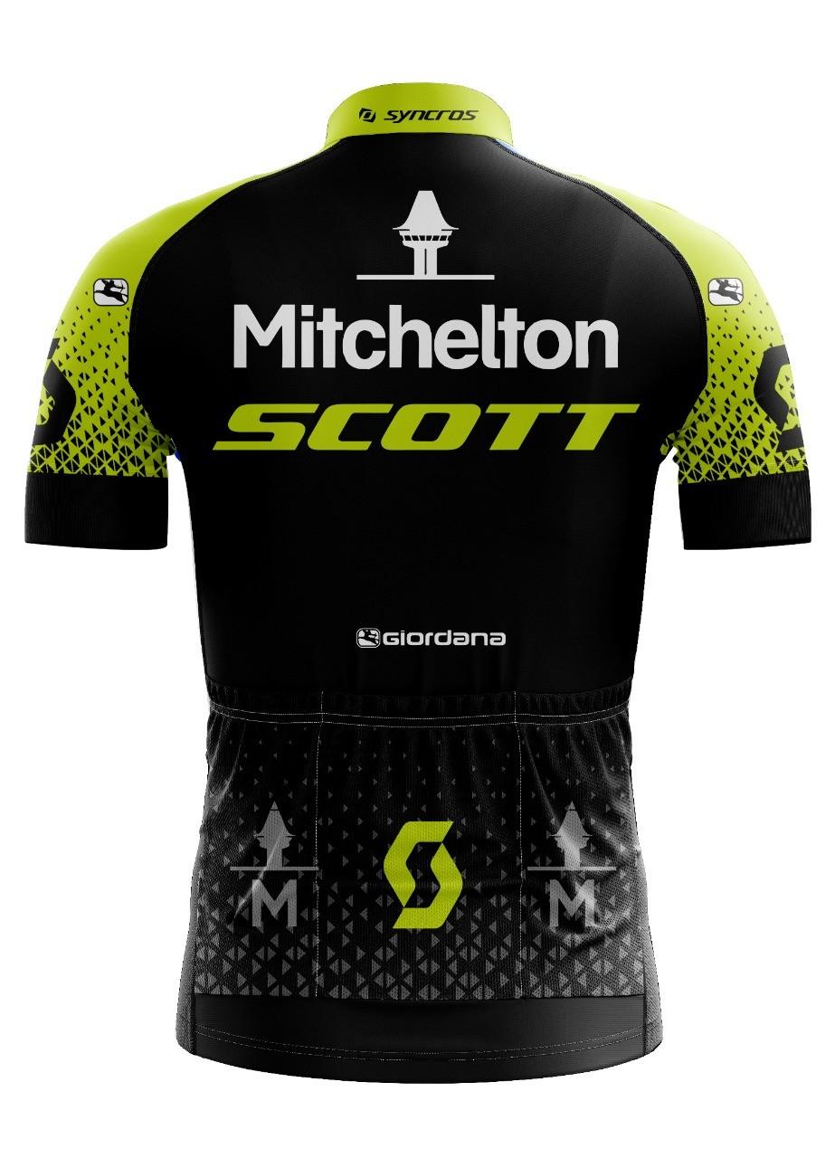 Camisa Ciclismo Scott
