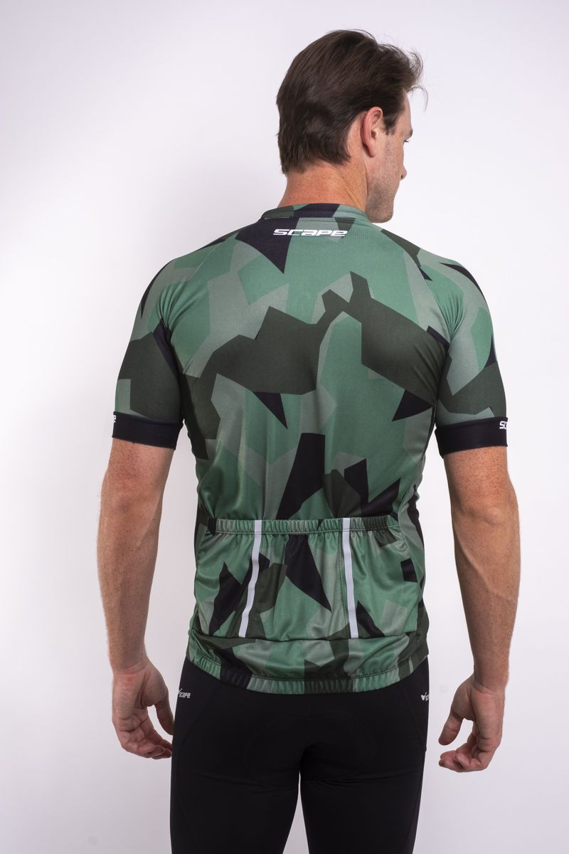 Camisa Ciclismo Selva