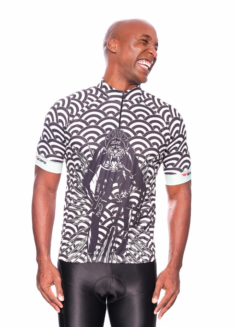 Camisa Ciclismo Selvagem