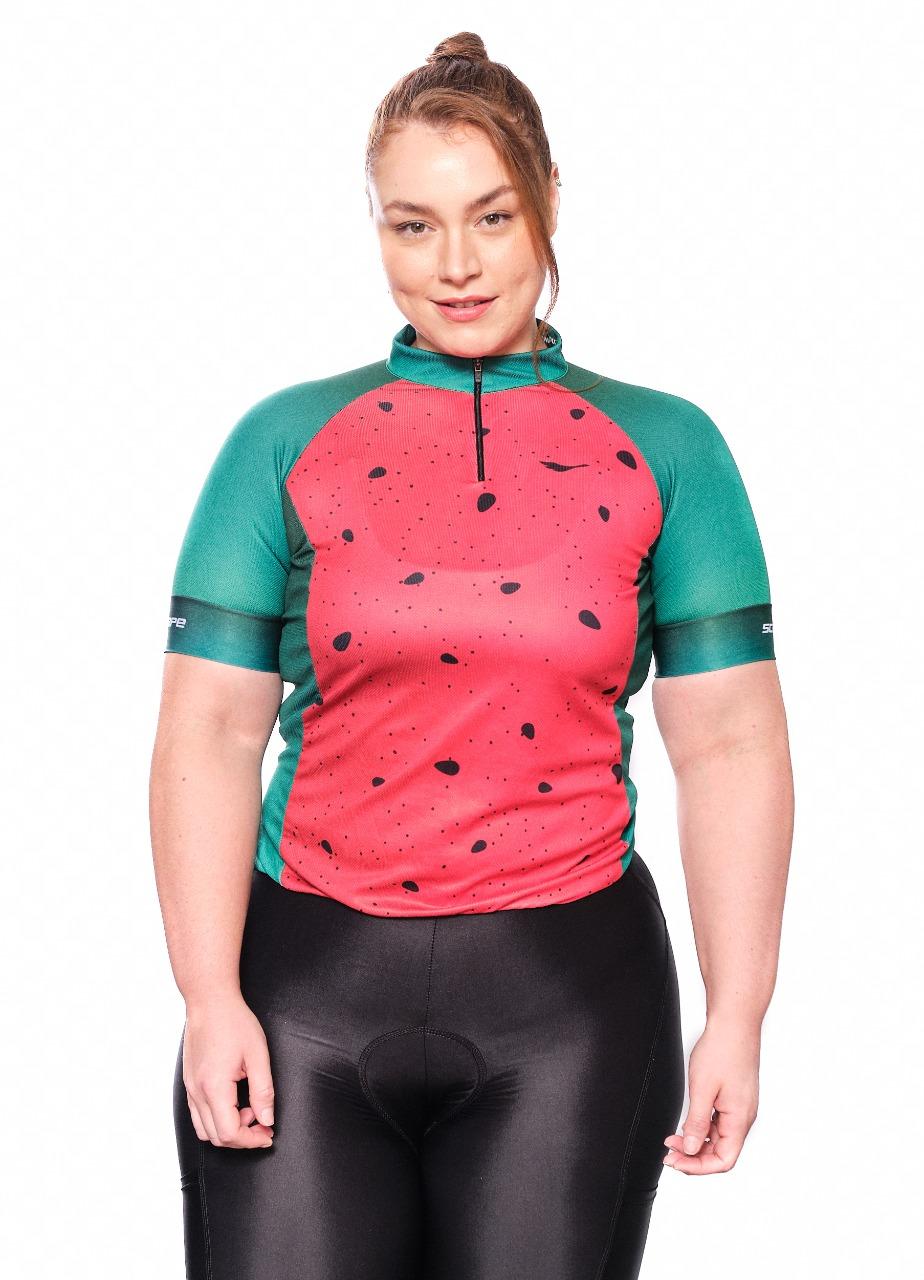 Camisa Ciclismo Semente