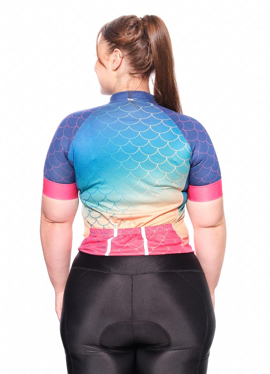 Camisa Ciclismo Sereia