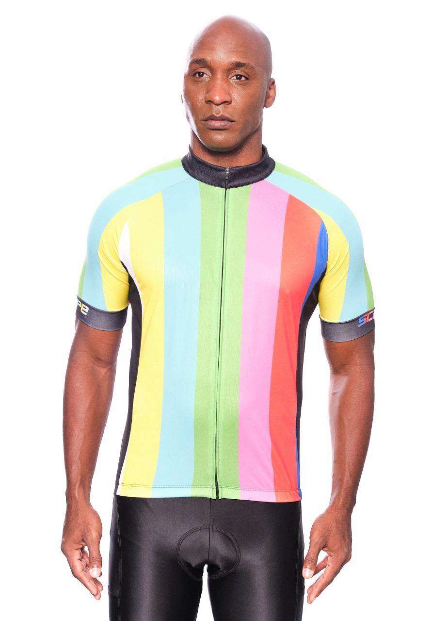 Camisa Ciclismo Tv Antiga