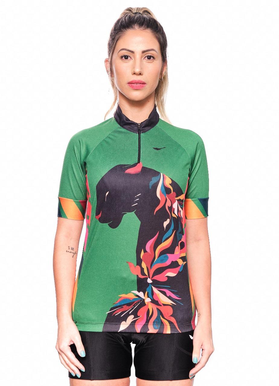 Camisa Ciclismo Wakanda
