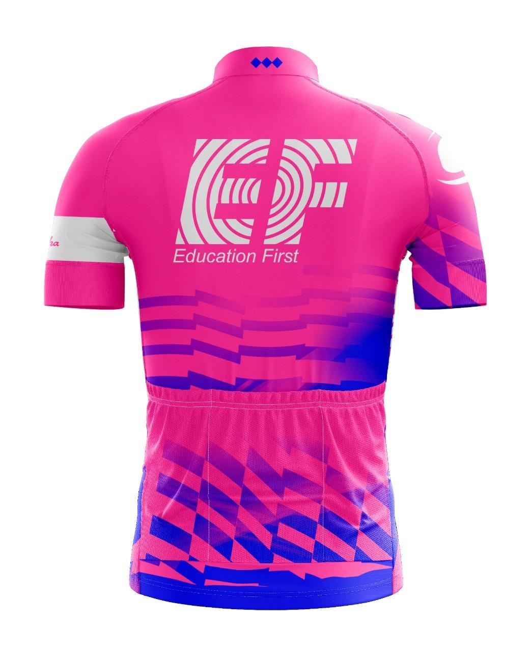 Camisa De Ciclismo Cannondale rosa