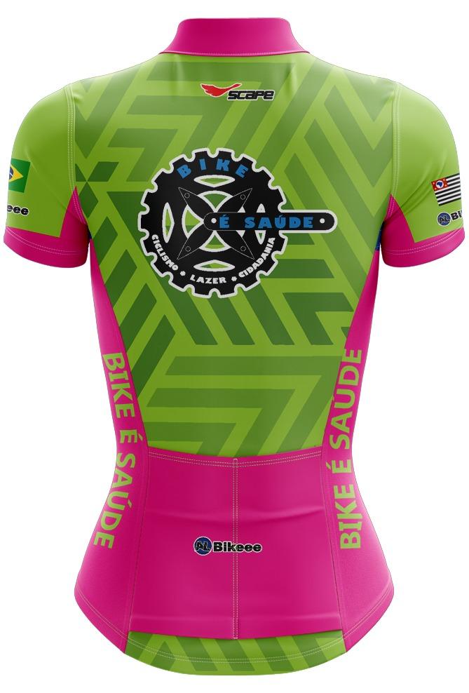 Camisa Personalizada Bike é saúde