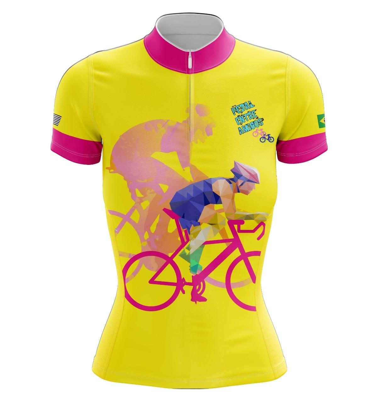 Camisa Personalizada Pedal Entre Amigos