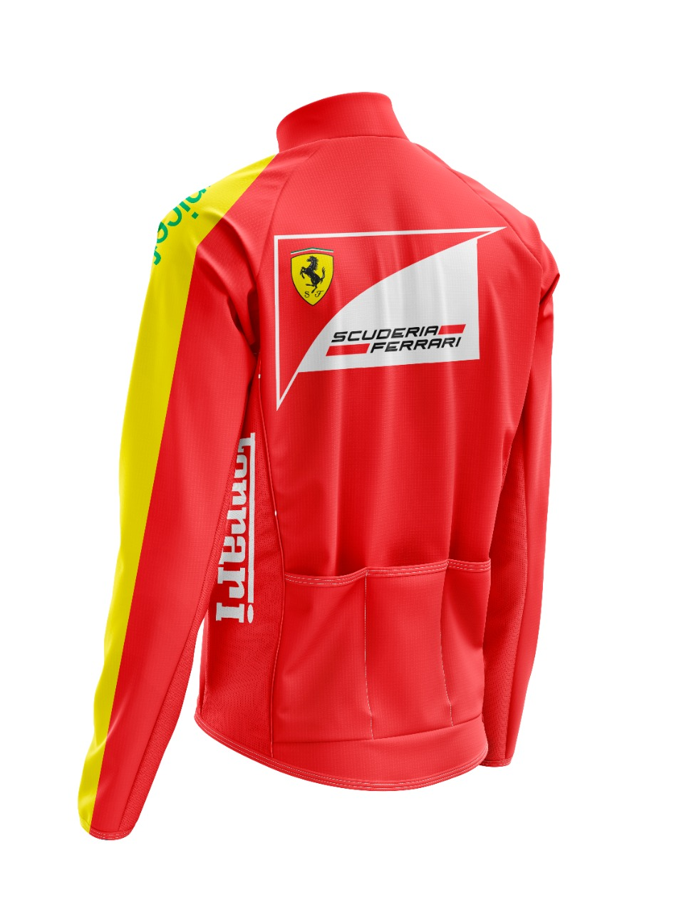 Jaqueta Scape Ferrari