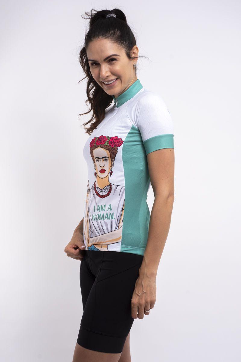 Camisa De Ciclismo Nova Frida